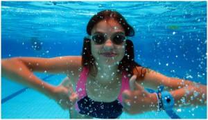 nauka i doskonalenie pływania elbląg